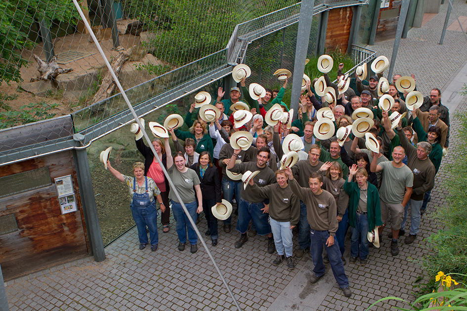 Zoo Team Kleiner