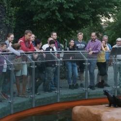 Rundgang mit dem Zoodirektor