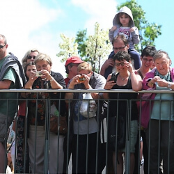 Kinderfest Bühnenbild