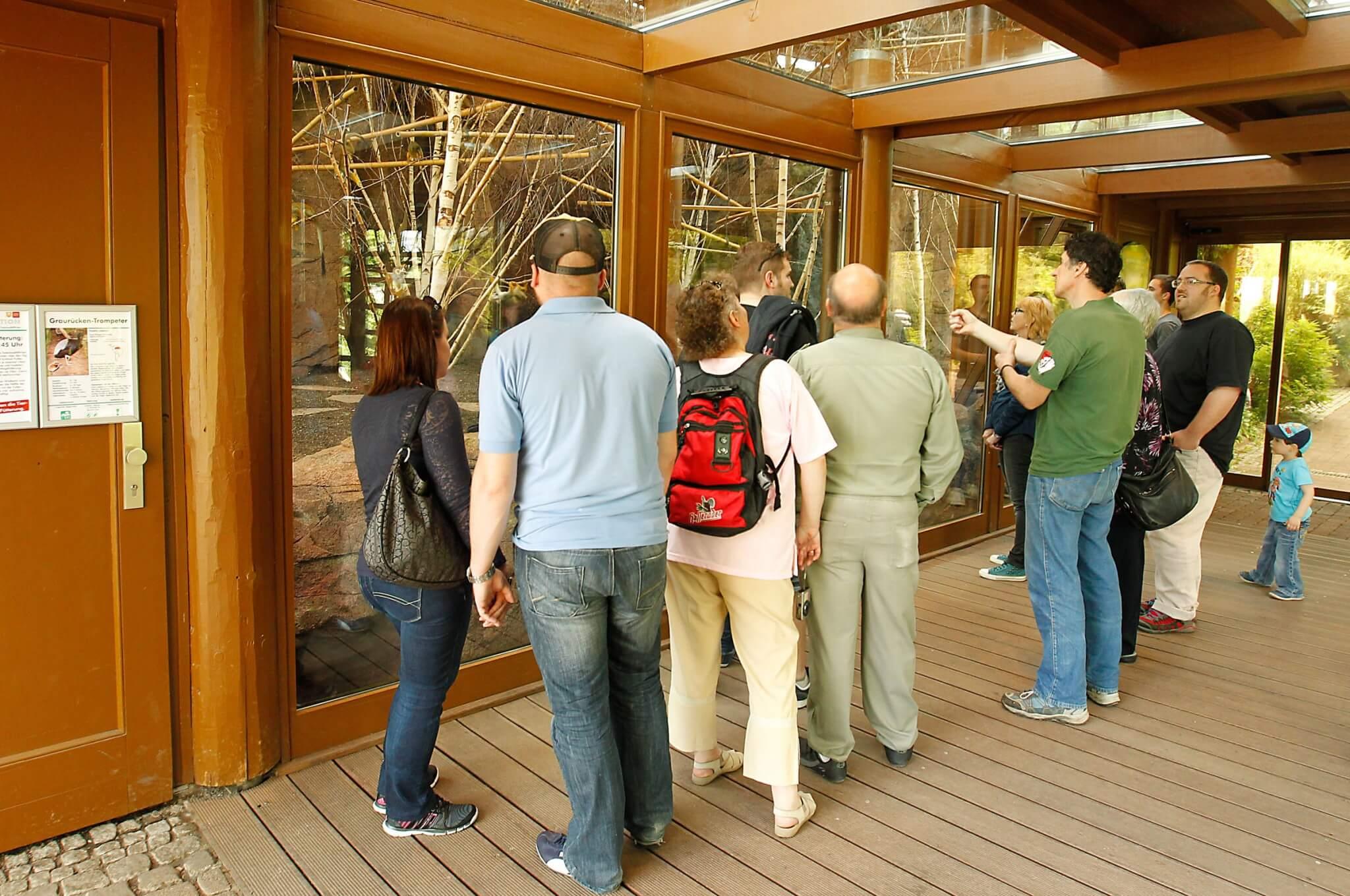 Zoo Erlebnistouren Artikelbild 1